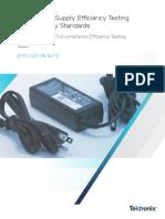 AC DC Power Supply Testing