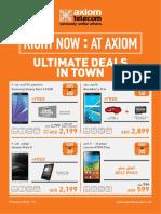 AXIOM TELECOM GULF REGION MOBILE SHOP February-offers pdf   I Phone