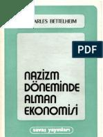 Nazizm Döneminde Alman Ekonomisi - Charles Beitelheim