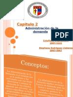 Presentacion Admin is Trac Ion de La Demanda (Cap2)