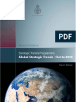 DCDC Global Strategic Trends Programme - Out to 2040 (Updated)