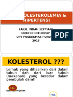 Penyuluhan Hiperkolesterolemia&Hipertensi