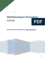 Cours Maths Fi