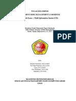 Tugas Kelompok 2 Security & Risk Management