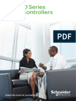 SE8000 Series Room Controllers Brochure