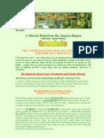 Graviola - Secret Cancer Cure