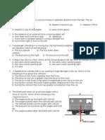Dynamics Practice Problems-2011!09!28
