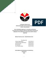 Laporan Kemajuan Fachmi Fathurahman Universitas Pendidikan Indonesia PKM P 1