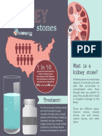 What is a kidney stone?