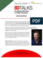 Press Kit TED Talks Chris Anderson