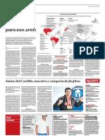 Peruanos Completan Su Preparación Para Río 2016
