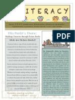 newsletter literacy
