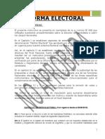 Proyecto Norma 8 Sistema Electoral Version Para Votar 19jul