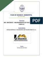 1. Plan de Manejo Ambiental Faja L2-814