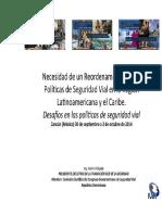 Reordenamiento de las Políticas de Seguridad Vial en la Región Latinoamericana