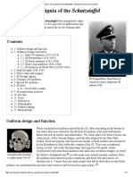 Uniforms and Insignia of the Schutzstaffel - Wikipedia, The Free Encyclopedia