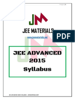 JEE Advanced Syllabus 2015.pdf