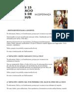 1ª ESTACIÓN de jesus.docx