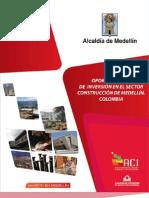 Sector Construcción en Medellín