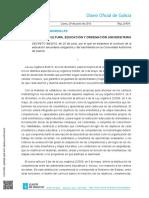 Currículum LOE Galicia