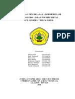 Makalah Pengolahan Limbah PT.ikpp