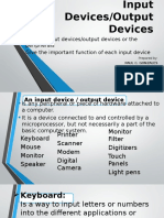 78-Identify Input and Output Devices
