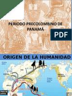#1 PERIODO PRECOLOMBINO DE PANAMÁ