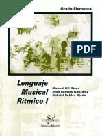Lenguaje Musical Rítmico 1