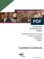 Building Energy Assessment Professional Long