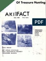 The Artifact  Volume 1 #3