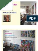 Summer 2016 Painting Catalogue