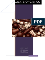 Proyecto Chocolate Organico