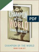 Champion of the World
