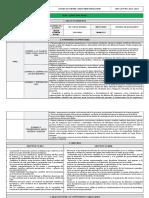 Planificación Anual Biología