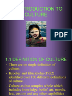 Chapter 1 Culture Post Diploma
