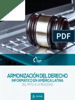 Armonizacion Del Derecho Informatico