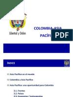 AsiaPacífico 20 noviembre, Colombia