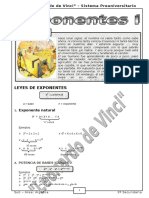1. Abril – Álgebra - 3ro