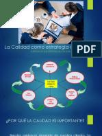 Itsh_La Calidad Como Estrategia Competitiva