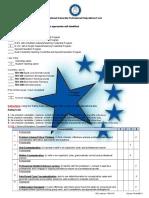 professsional dispositions survey cristina ulloa