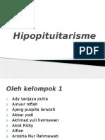 Hipopituitarisme