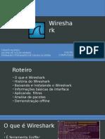 Apresentação WireShark
