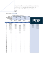 NPV Calculator