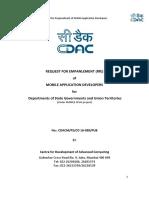 CDAC RFE.pdf