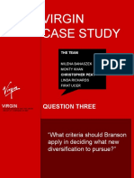 Virgin Case Study Pdb A