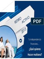 Presentacion Retiro Activo_2015