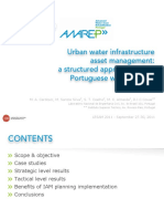 Aware - Lesam 2011 - Portuguese Water Utilities