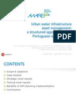 Aware - Lesam 2011 - Portuguese Water Utilities