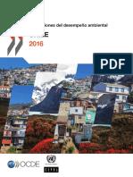 Evaluacicones del Desempeño Ambiental de Chile 2016