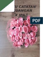 Cover Buku Catatan Keuangan